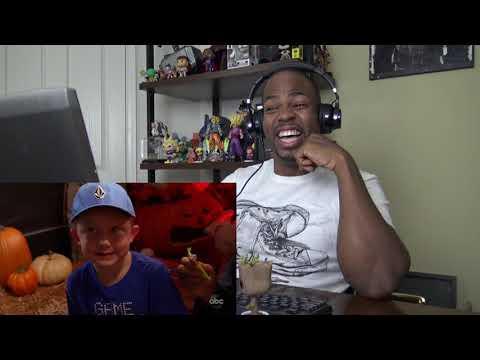 Kids React to Halloween's Michael Myers - REACTION!!!