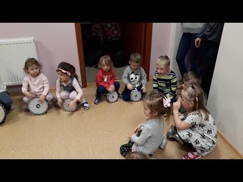 Bębny w przedszkolu (1)