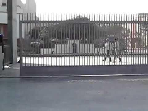 Smartpower sliding gate 15 meter wide