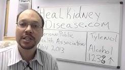 hqdefault - Tylenol Kidney Damage Alcohol