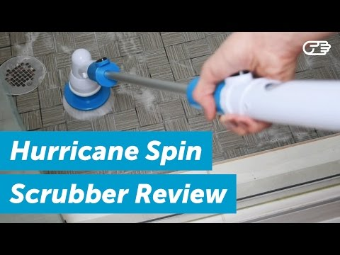 Hurricane Spin Scrubber Reviews Is It A Scam Or Legit