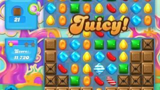 Candy Crush Soda Level 85 Walkthrough Video & Cheats