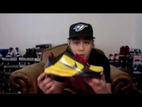 44c618eb534 Nike Zoom Kobe V Shoe Review   07 Bruce Lee - YouTube