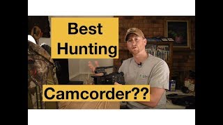 Best Camcorder for Filming Hunts| Canon XA11 Review