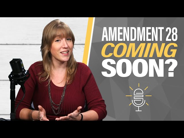 The Equal Rights Amendment Builds Momentum