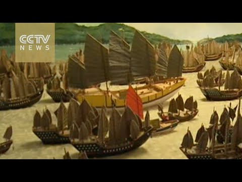 Silk Road to the Future: The legacy of ancient Chinese adventurer Cheng Ho in Malaysia
