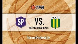 Santa Fe: Santa Paula de Gálvez vs. Huracán de San Javier   #TFB