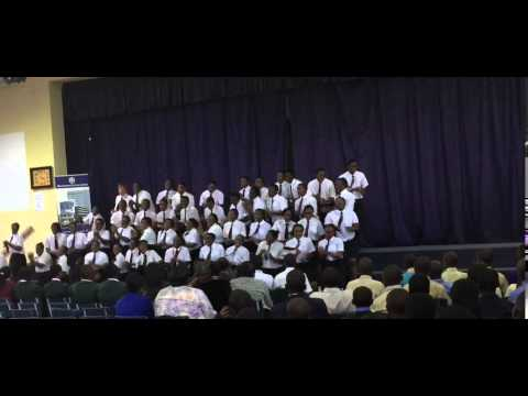Peterhouse Senior Mixed Choir - 'Zvichanaka'
