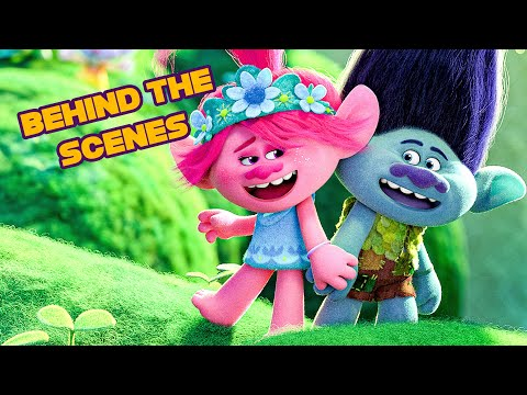 Go Behind the Scenes on TROLLS 2: WORLD TOUR (2020)