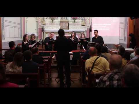 2016 07 26 Coro Acadêmico da UFJF 05 BACH, Lobet den Herrn, alle Heiden