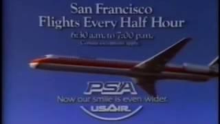 1987 PSA Commercial