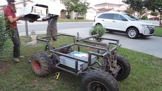 Kenbar Jeep Go-kart Build Pt.12