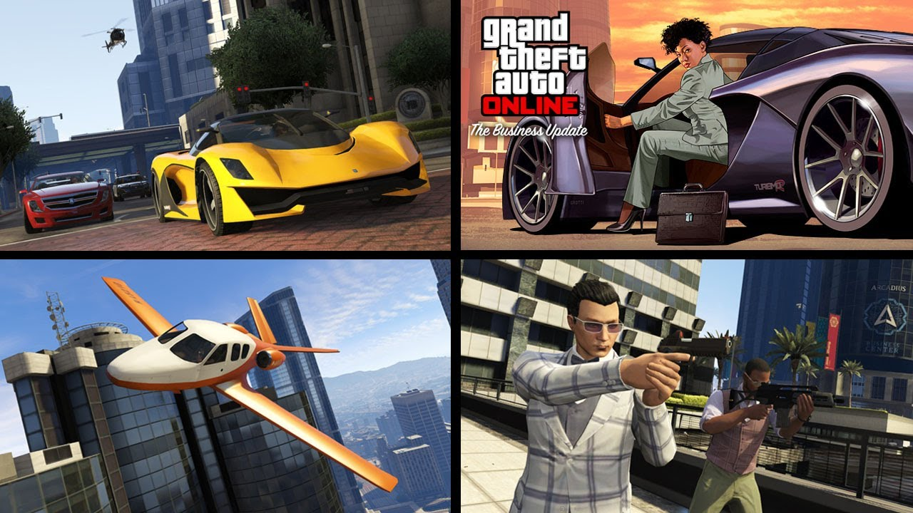 gta 5 online new guns cars amp more the business