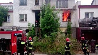 gorzowianin.com: Pożar przy Kukuczki