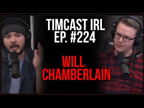 Timcast IRL - Capitol Officer Story Was FAKE NEWS, NYT Corrects Huge Bombshell w/ Will Chamberlain