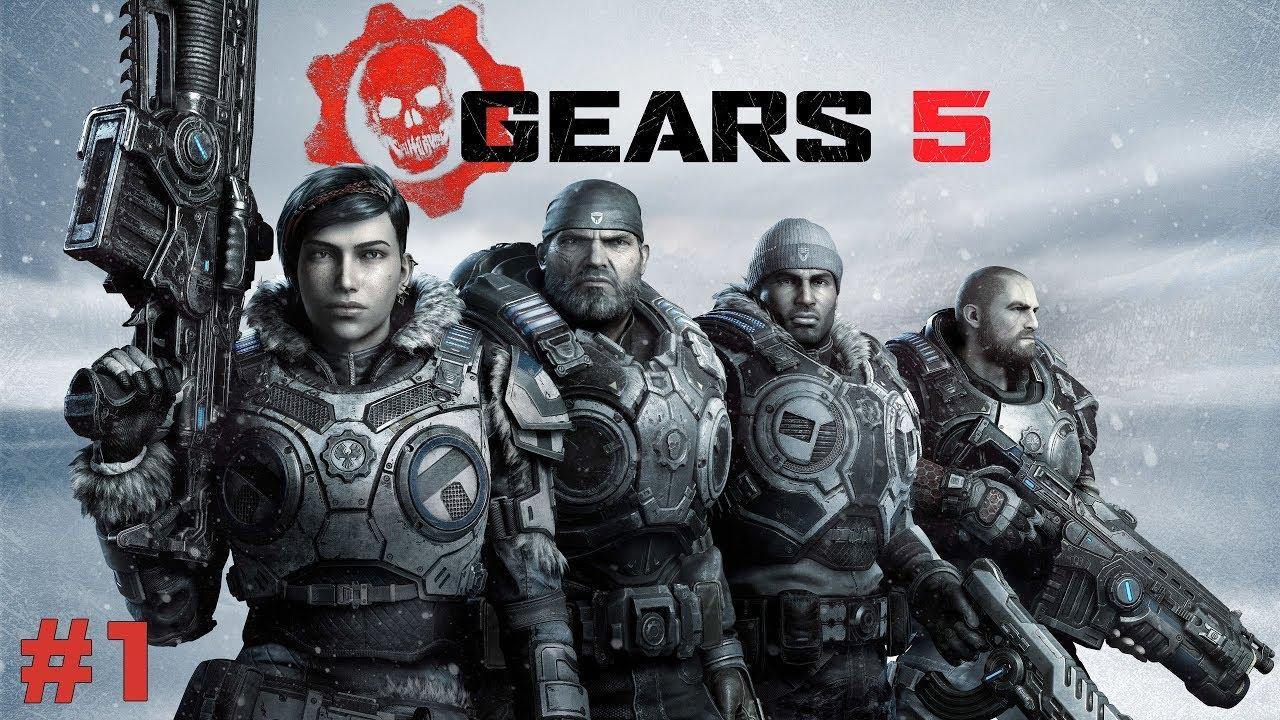 NÉZZÜK MILYEN A GEARS...OF WAR NÉLKÜL!   Gears 5 (PC) #1 - 09.06.