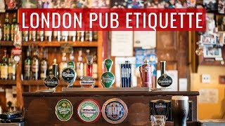 Learn about pub etiquette in London and the UK. Get tips for how to...