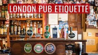What to Know Before Visiting a London Pub | UK Pub Etiquette