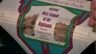 Misty Islands Of The Highlands - Norman - Duo-Art
