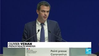 """French health minister on coronavirus: """"There is no epidemic in the country, just isolated cases"""""""