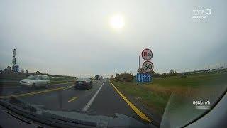 Jedź bezpiecznie odc. 770 (masowe nieprzestrzeganie ograniczeń prędkości)