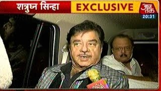 Shatrughan Sinha Exclusive After Bihar Vedict
