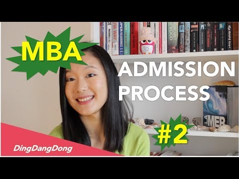 MBA Admission Process (2/4) | Find Alumni, Reference Letter, Essay | In INSEAD | 申请MBA过程