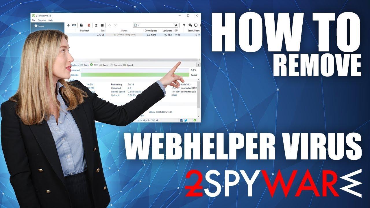 Remove Webhelper Virus Removal Guide Updated Dec 2020