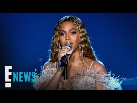 Beyoncé Stuns in Sparkling Angelic Gown at City of Hope Gala | E! News