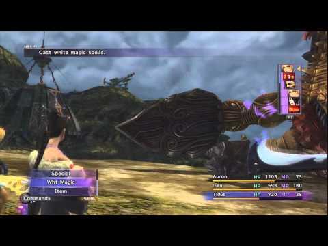 Final Fantasy X HD - P17, The Operation