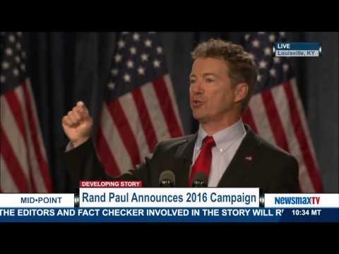 MidPoint   Rand Paul Announces 2016 Campaign