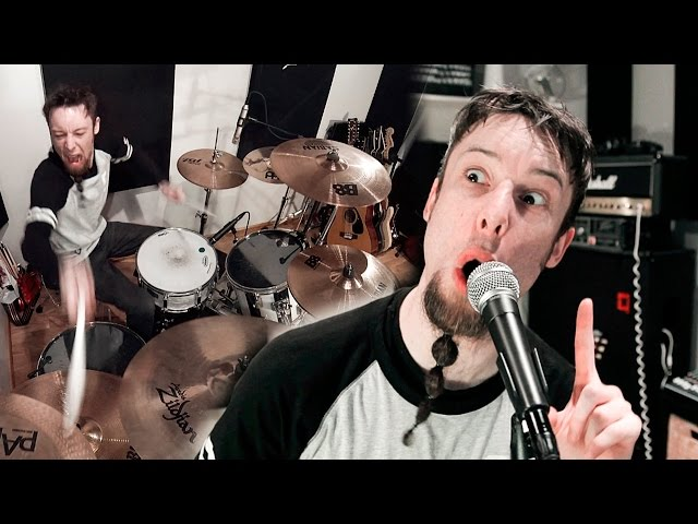 Justin Bieber - Sorry (metal cover by Leo Moracchioli)