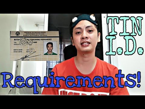 How To Get TIN I.D. Card | HOW TO Vlog#6