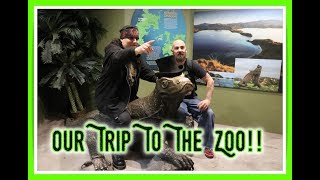 Our Trip To The Zoo!!!!!