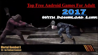 Top 10 Adult Games For Android With Download Link 2017 [Technical Support]