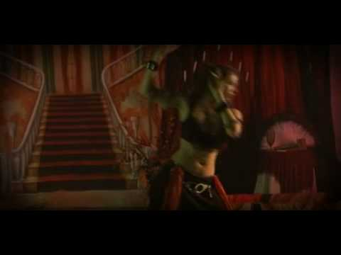 Living Dead Girl Haflaween Tribal Fusion Belly Dance