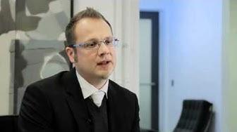 Talousjohtaja Niko Haavisto kertoo urastaan PwC:llä