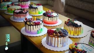 видео торты на заказ в Алматы
