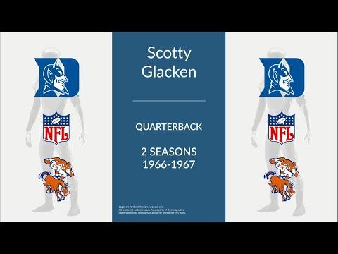 Scotty Glacken: Football Quarterback