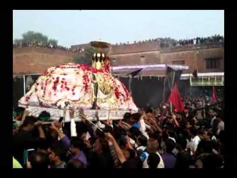 Allahabad Azadari | 72 Taboot , Dariyabad Allahabad | 6th Dec