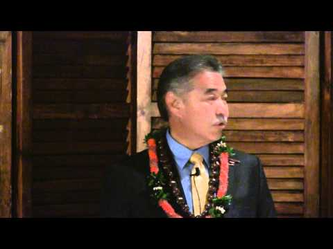 "David Ige will do the ""right thing the right way"""