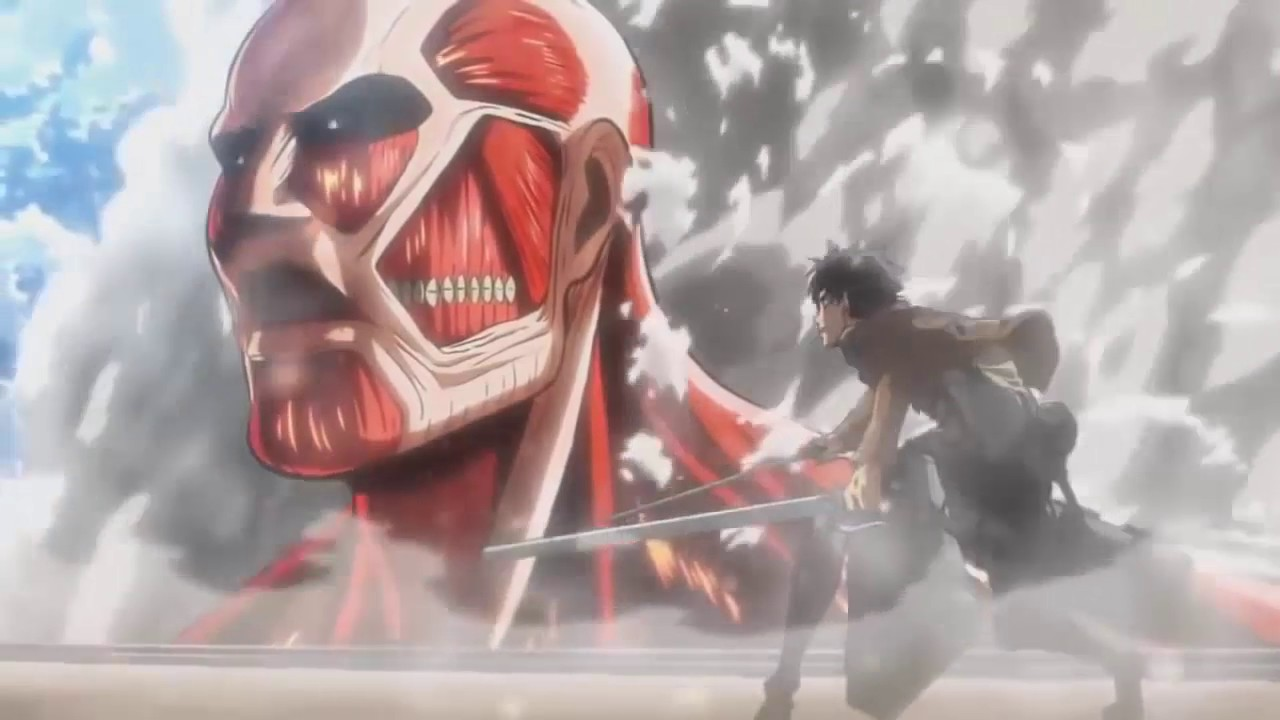 Attack On Titan Abridged - The Return Of The Colossal ...