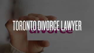 Toronto lawyers in Top divorce
