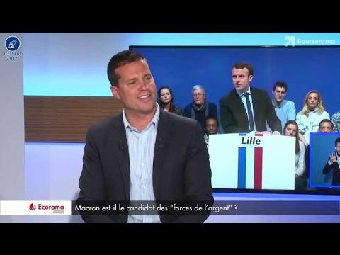 """Macron : le candidat des """"ultra-riches"""" ?"""