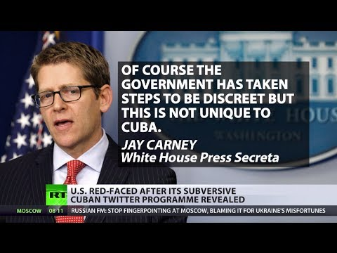 Sneaky Social Network: US busted over subversive Cuban Twitter campaign