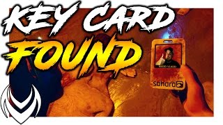 The Forest | FINDING THE KEY CARD | MADD Hard 17