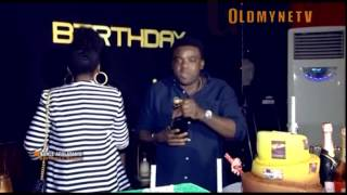 TOP ACTOR KUNLE AFOLAYAN'S BIRTHDAY PARTY