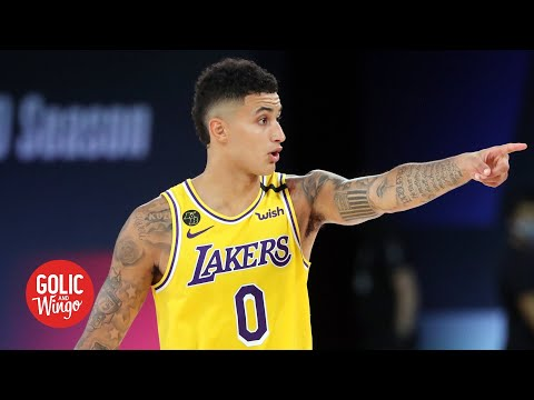 Dion Waiters and Kyle Kuzma impressed me in Lakers vs. Clippers - Dave McMenamin | Golic and Wingo