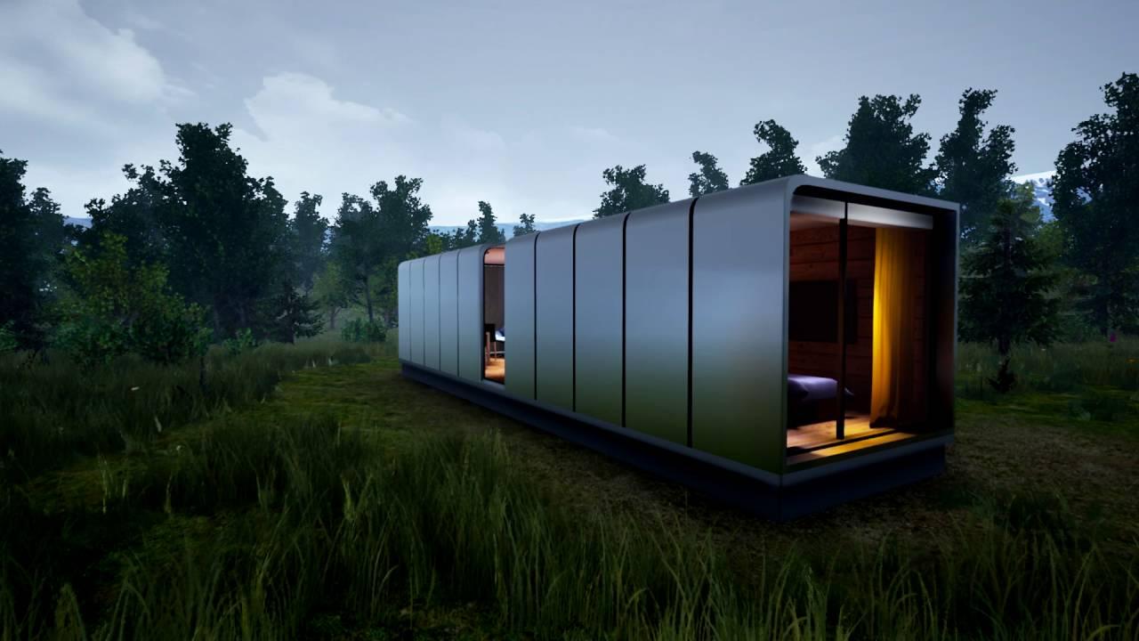 Unreal4 Module House