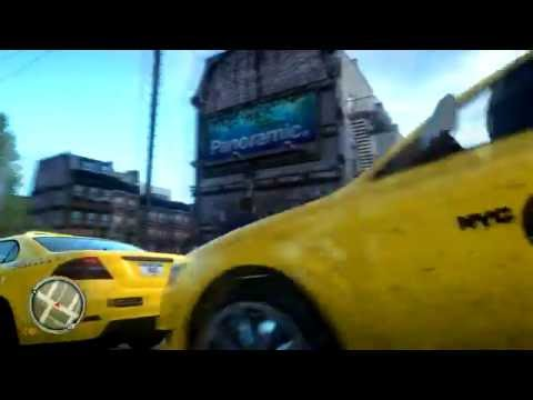 GTA 4 Liberty City ENB Graphics - Gameplay by Mr.Adriano